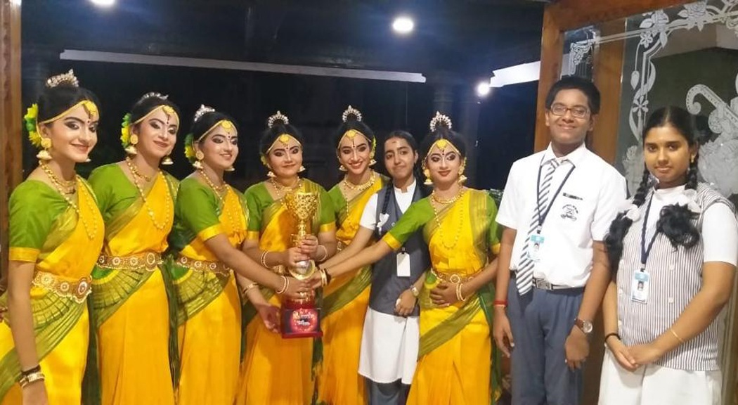 "Second in the ""Shreshtha Bharathan"" reality show"