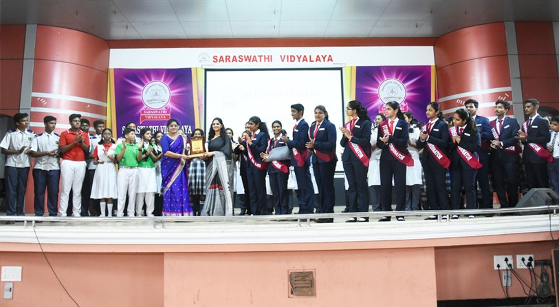 The Investiture Ceremony for this academic year was held on 11.07.2019
