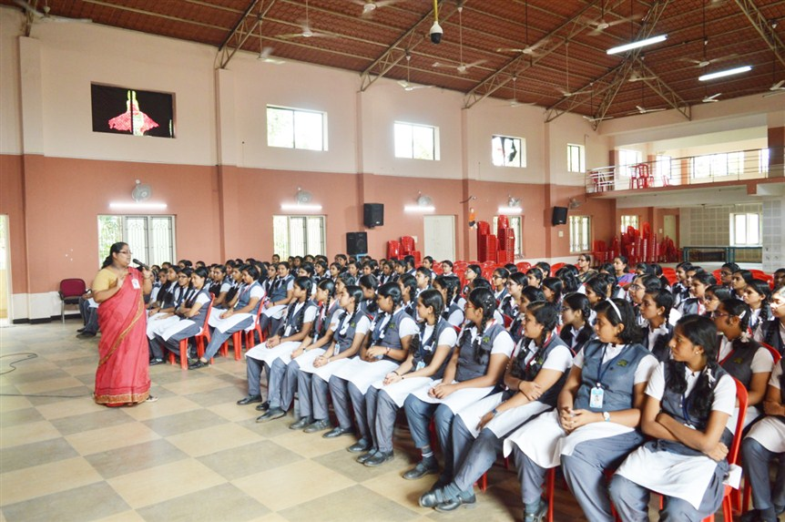 AN INTERACTION WITH SCHOOL COUNSELLORS