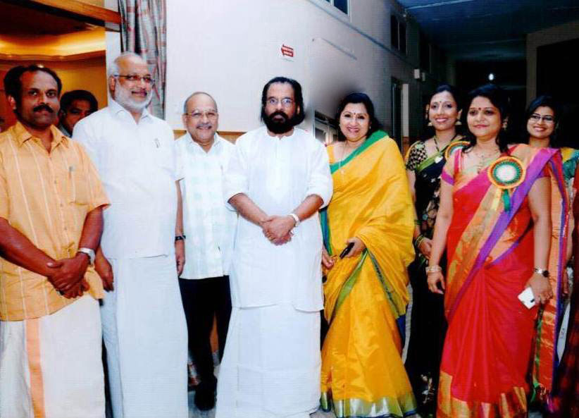 Dr. K J Yesudas on our Annual Day celebrations