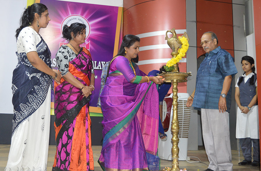 Music day - 2018, inaugurated by Mrs. Preetha V
